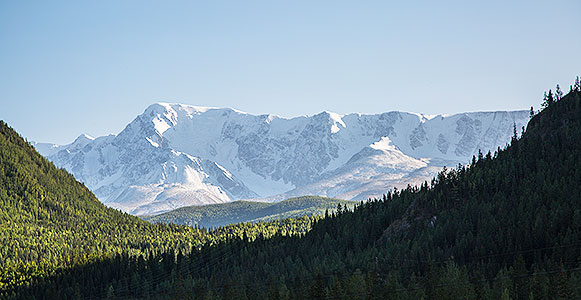 SibMong Mountain