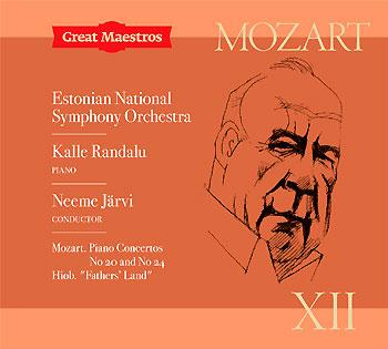 Great Maestros: Mozart