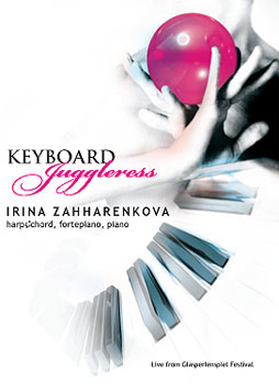 Keyboard Juggleress