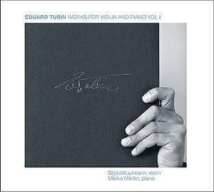Eduard Tubin. Works for Violin and Piano Vol 2