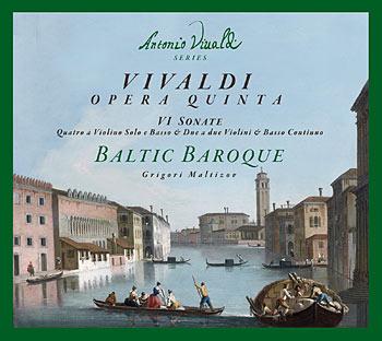 Vivaldi opera quinta