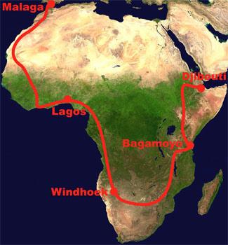 AFRICAN ROUND 2012-2013