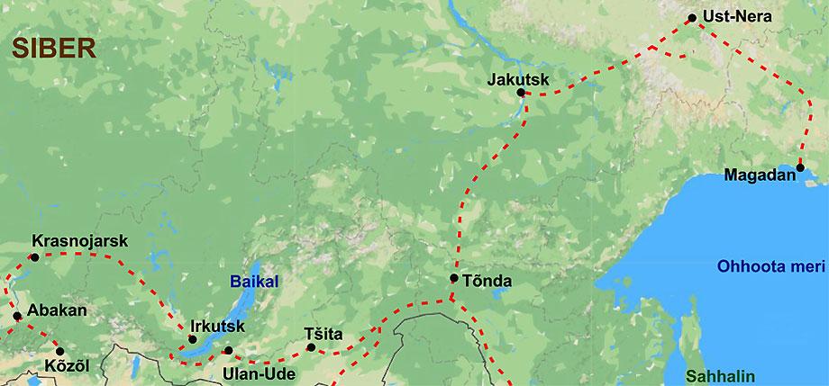 SiberiaMongoliaMap1