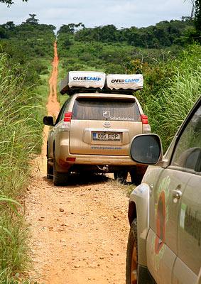AfricaAngolaCongoRoad