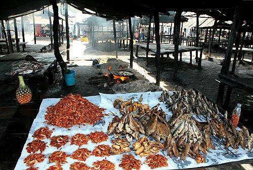 AfricaBagamoyoFishMarket