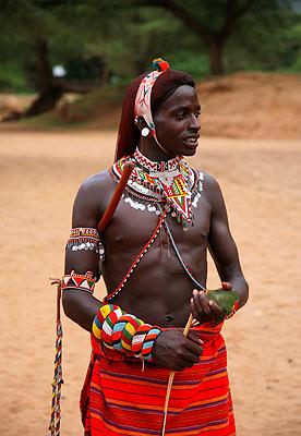AfricaKenyaSumburuWarrior