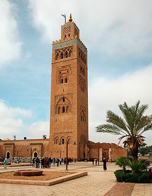 AfricaMoroccoMarrakechMosque