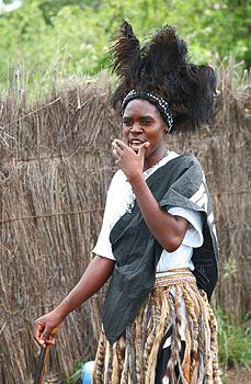 AfricaShonaWoman
