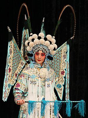 BeijingOperaFemaleGenerals