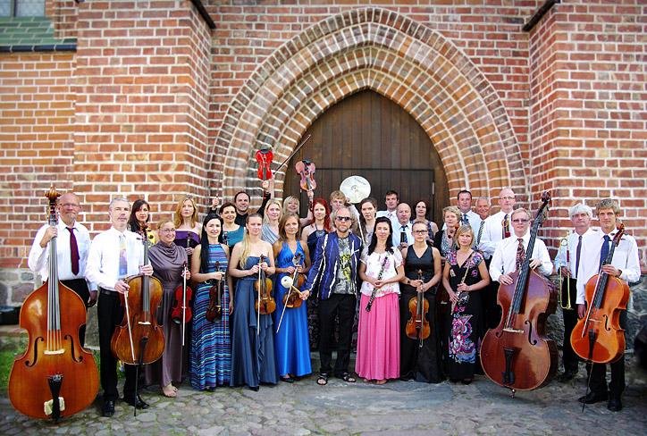 ERP artist Glasperlenspiel Sinfonietta