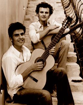 ERP artist Grigoryan Guitar Duo