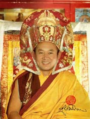HisHolinessChetsangRinpoche