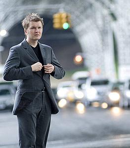 ERP artist Kristjan Randalu. Piano