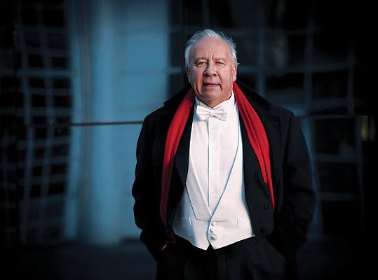 ERP artist Neeme Järvi. Conductor
