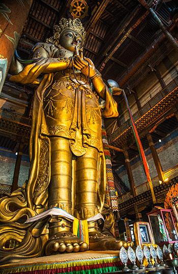 SibMong Avalokitesvara