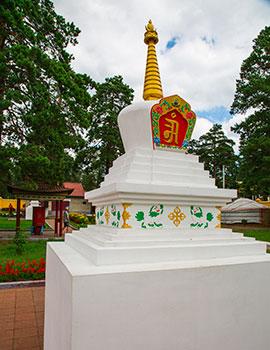 SibMong ChitaStupa