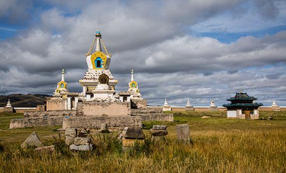 SibMong ErdeneZuu