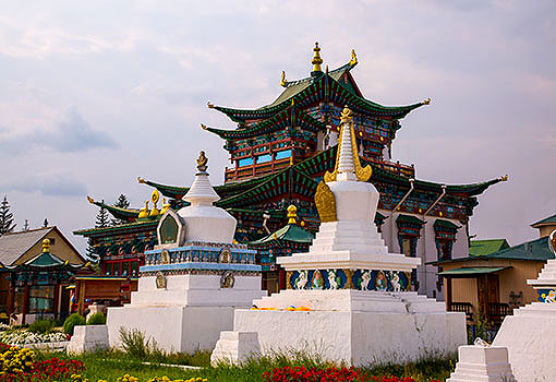 SibMong ItigelovTemple