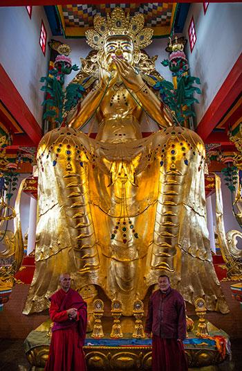 SibMong Maitreya