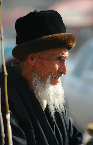 SilkRoadKashgarMan