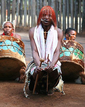 SwazilandDrumming