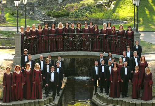 ERP artist State Choir Latvija