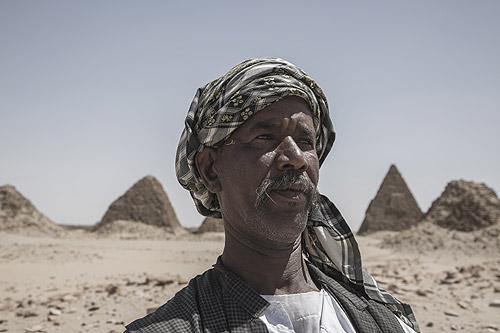 SudanManPyramids